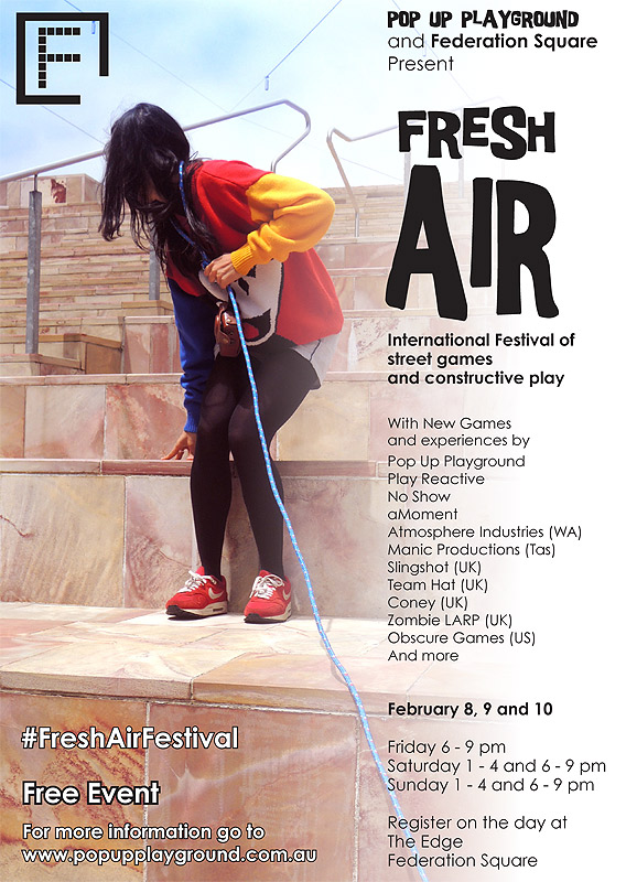 Fresh Air Festival 2013