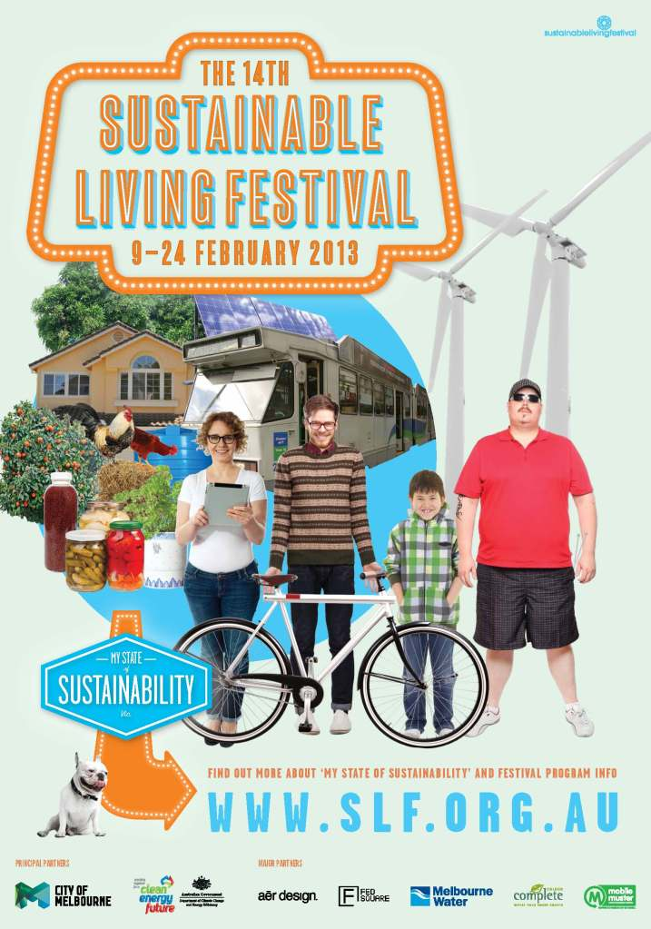 Sustainable Living Festival 2013