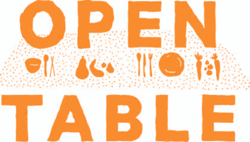 Open Table- food redistribution and community ...
