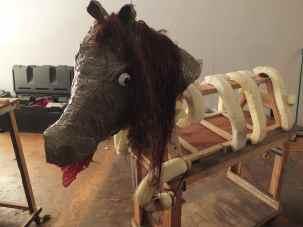 Sheriff Horse - 02