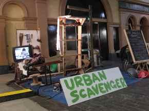 urban scavenger