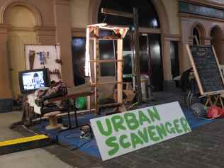 Urban Scavenger@ Eurisko 2013 - 08