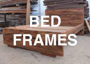 BED FRAMES BUTTON