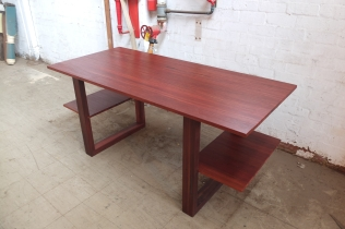 Jarrah and Redgum media desk