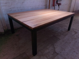 Recycled Blackbutt table